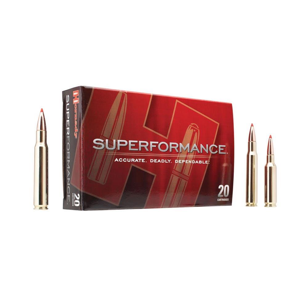 Hornady  308 Superformance 165gr  SST 20Box